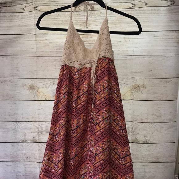 love, Fire Dresses & Skirts - Love Fire Beautiful Maxi Dress